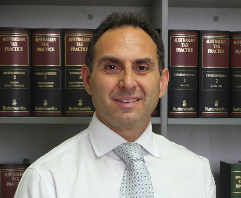 Warnecke & Co Chartered Accountants Tony Naccarella